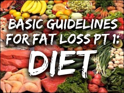 Basic Guidelines for Fat Loss