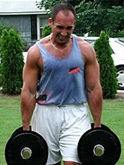 Fred Fornicola, co-author of Dumbbell Training for Strength and Fitness