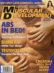 Muscular Development May 2001