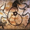 (Photoshopped) cave drawing of a Nautilus cam