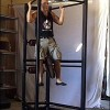 Pull ups to momentary muscular failure on the ultimate bodyweight station