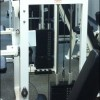 Weight stacks on SuperSlow Systems strength training machines