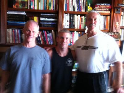 Ellington Darden, Drew Baye, Jim Flanagan
