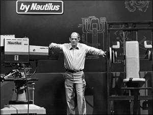 Nautilus inventor Arthur Jones