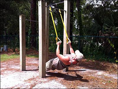 diy suspension trainer