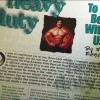 Mike Mentzer's Heavy Duty Training
