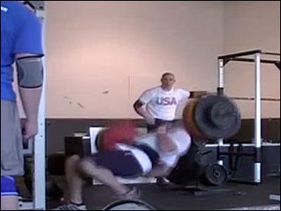 CrossFit Fail