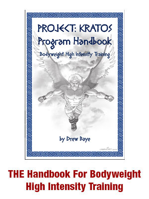 Project Kratos Bodyweight High Intensity Training