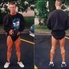 Drew Baye - ripped legs