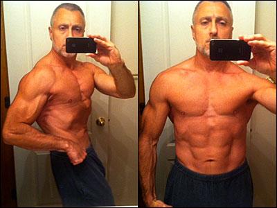 Roger Mann at 49