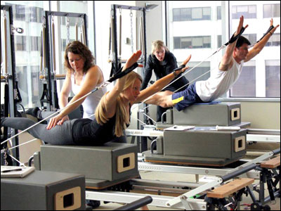 Why Not Pilates?