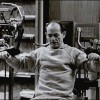 Arthur Jones on the Nautilus lateral raise machine