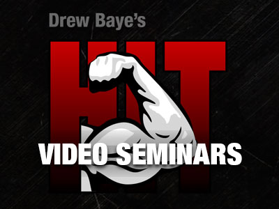 April HIT Video Seminar: How To Lose Fat While Maintaining Or Increasing Muscle Mass