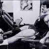 Mike Mentzer performing leg extensions