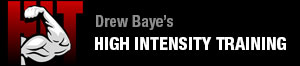 High Intensity Training by Drew Baye