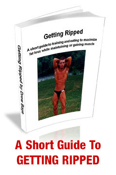 Getting Ripped: A Short Guide