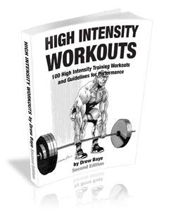 High Intensity Workouts by Drew Baye