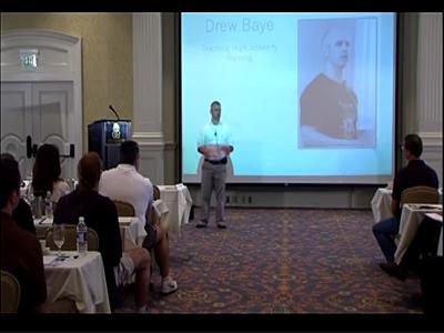 Drew Baye 2011 Indy HIT Seminar Keynote Presentation